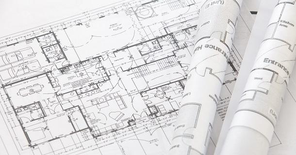 הדפסת תוכניות בניין